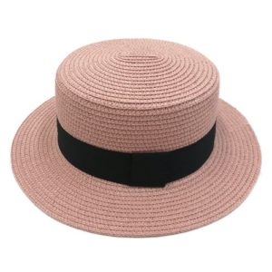 Canotiera de vara roz pastel