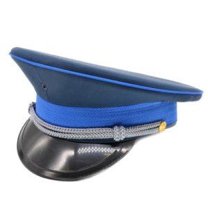 Cascheta military albastra
